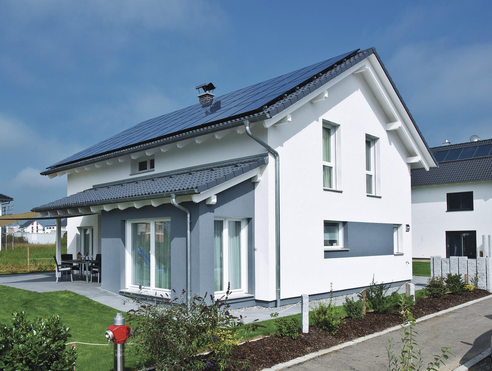 WeberHaus - Energie gewinnen und sparen