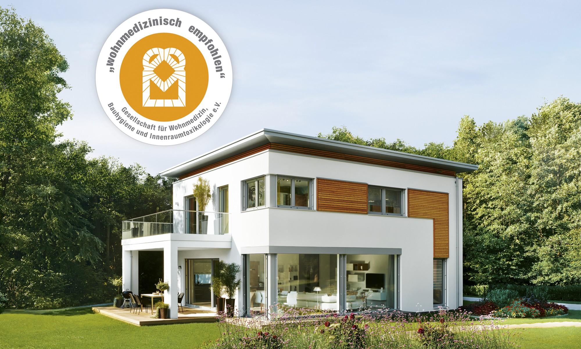 Urban, eco-friendly prefabricated house