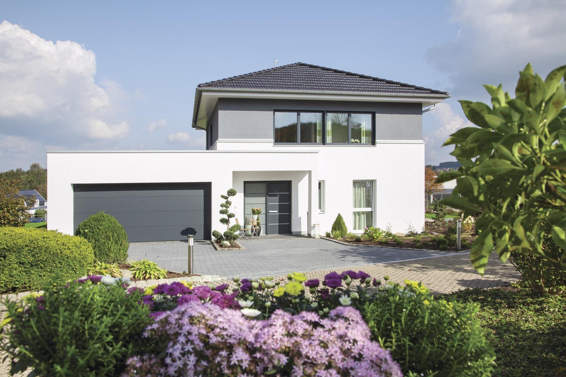 Bezaubernd Windfang Hauseingang Geschlossen Foto Von Die Stadtvilla In Neuem Gewand