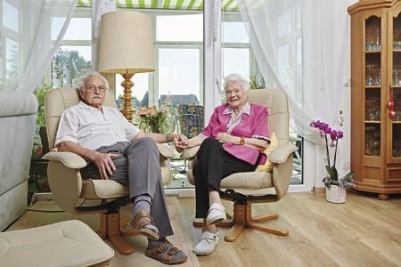 Zum 90. Geburtstag im neuen Haus in der alten Heimat