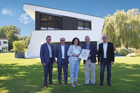 Eigenheime von WeberHaus werden «wohnmedizinisch empfohlen»