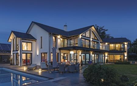 WeberHaus realisiert luxuriöses Anwesen in England