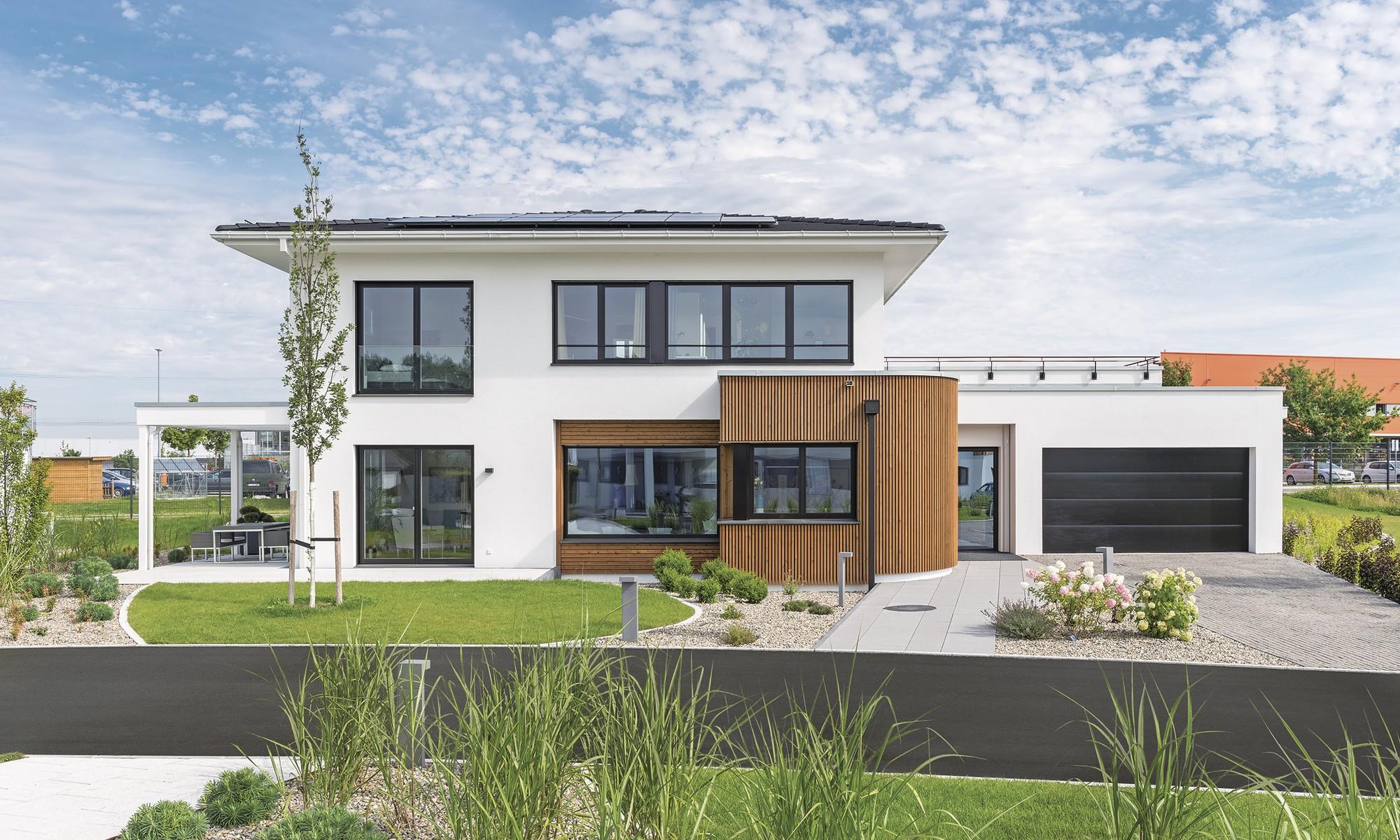 Weberhaus Moderne Stadtvilla Setzt Neue Maßstäbe