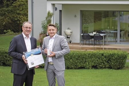 Deutschlands beliebtestes Premiumhaus kommt aus Rheinau