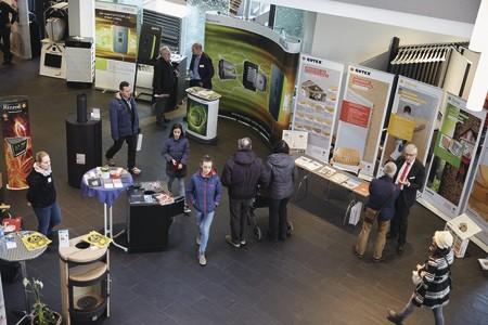 Die Innovationsmesse Ener.Com am 24. und 25.02.2018