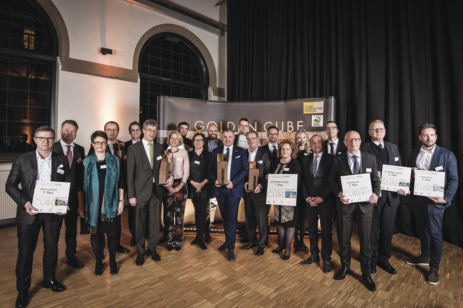 1. Platz für das WeberHaus in Günzburg