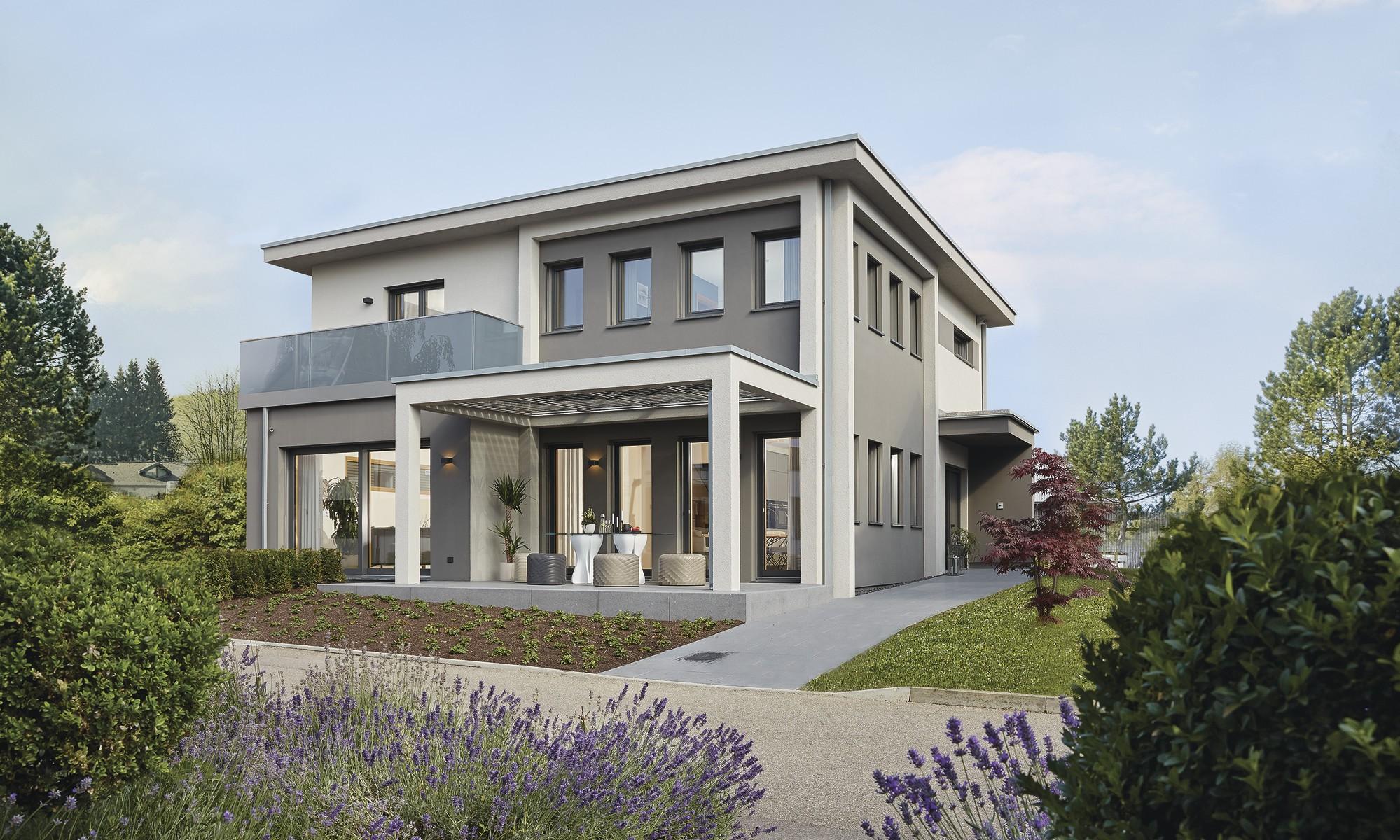 Hausfinder - Fertighaus bauen - Grundrisse und Ideen bestehender ...