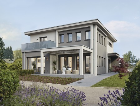 Neues Ausstellungshaus von WeberHaus