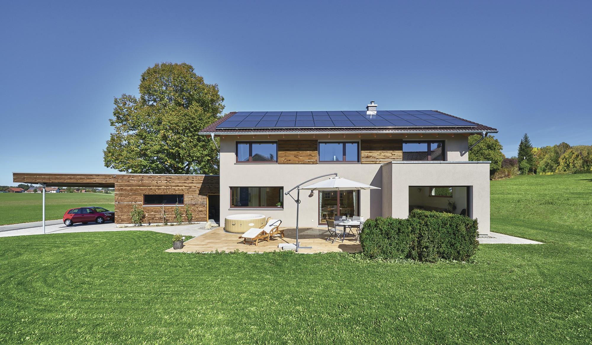 Energieeffizient bauen für den Klimaschutz
