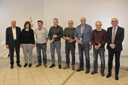 Betriebsversammlung in Wenden-Hünsborn