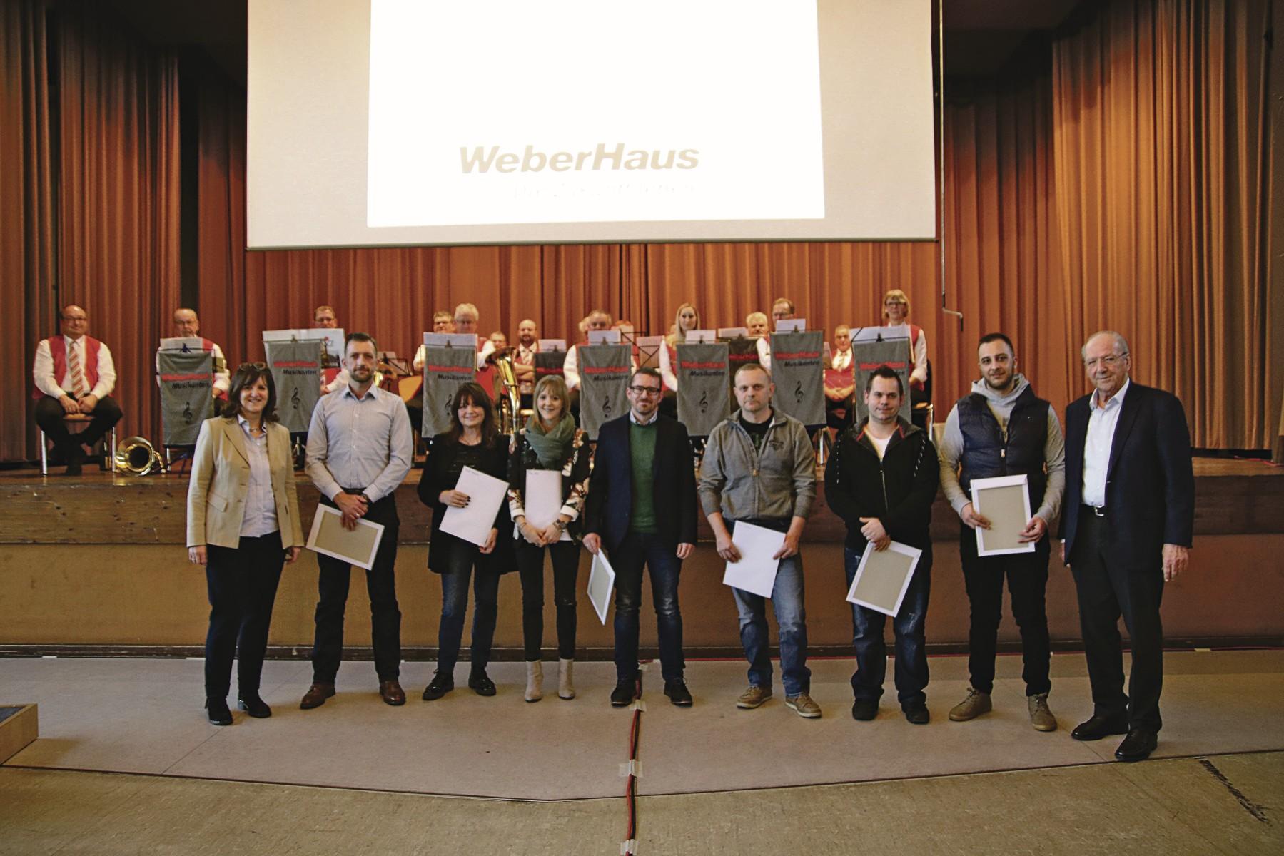 Betriebsversammlung in Rheinau-Linx