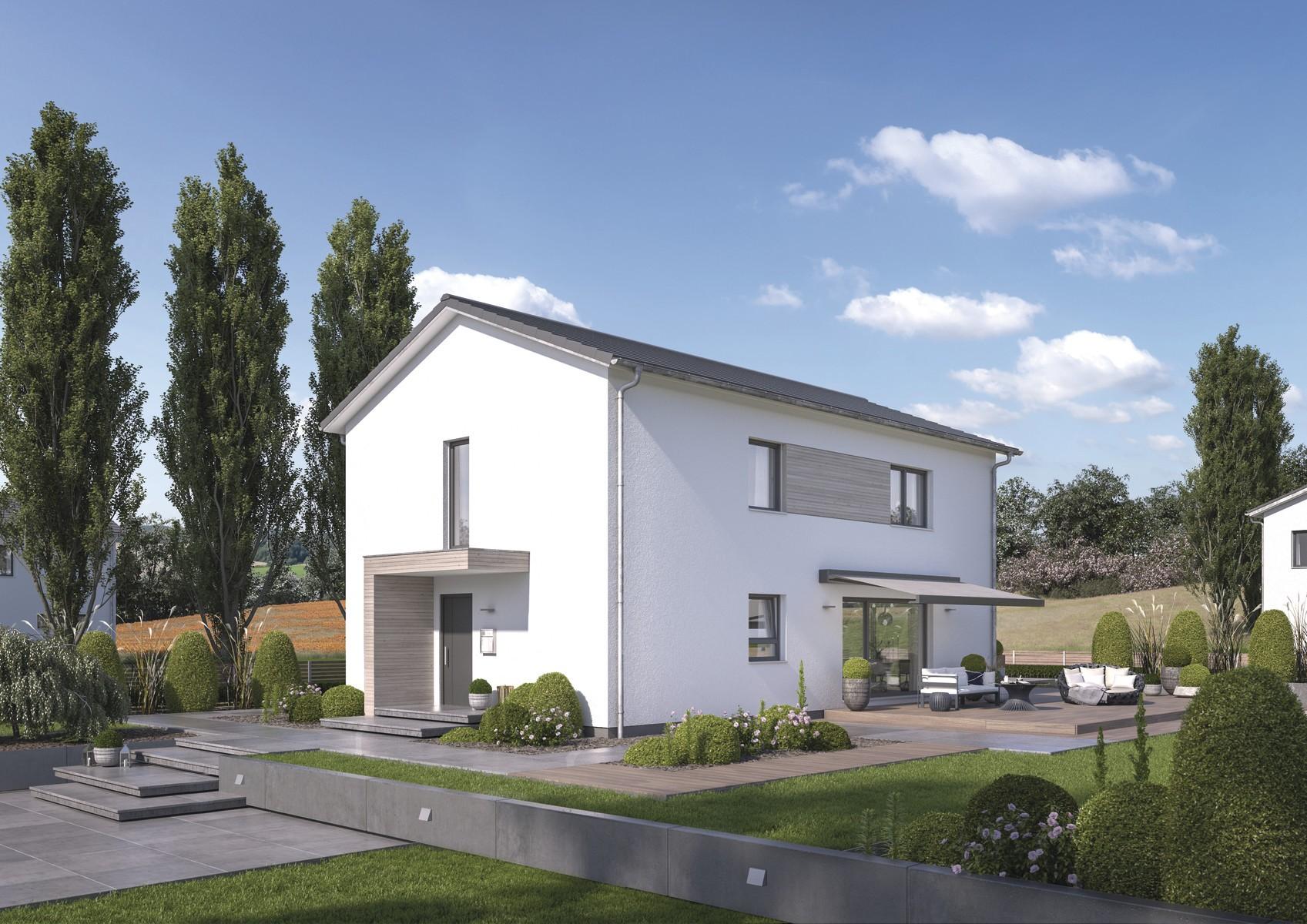 WeberHaus präsentiert Baureihe sunshine  im neuen Look