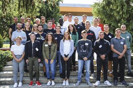 WeberHaus heißt 19 neue Auszubildende willkommen