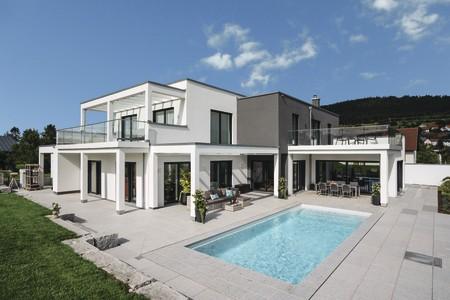 Elegante Bauhausvilla mit Wohlfühlfaktor