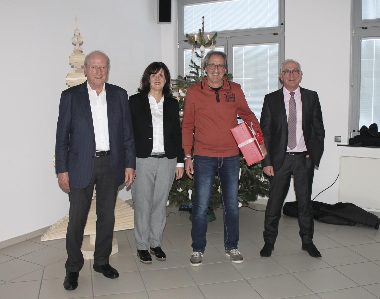 Betriebsversammlung von WeberHaus in Wenden-Hünsborn