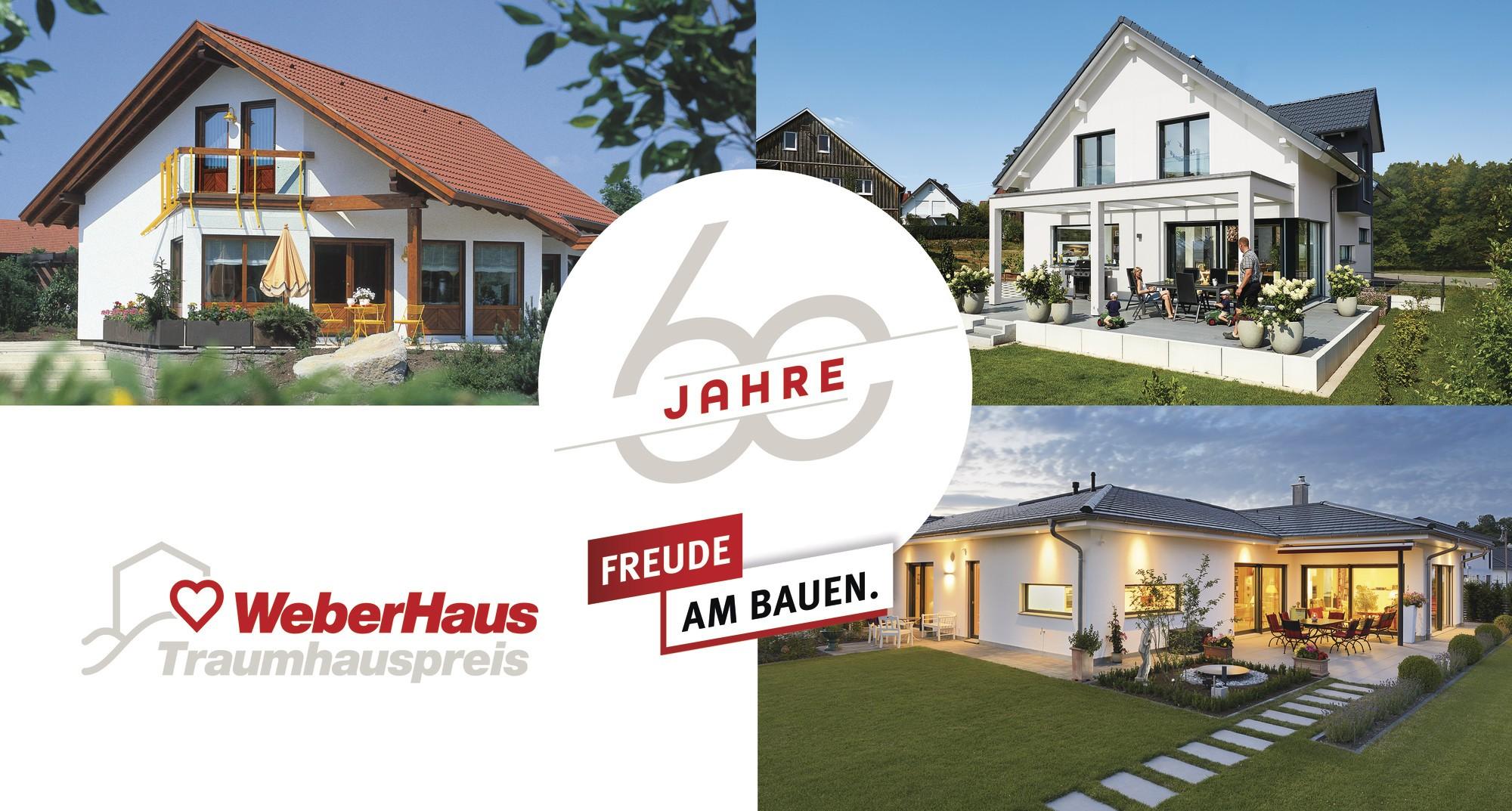 WeberHaus ruft Traumhauspreis aus