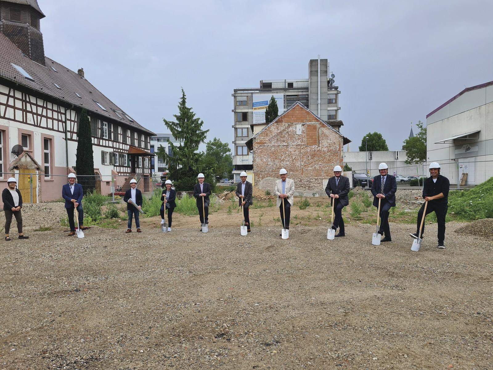 Diakonie Kork: Startschuss für Neubau