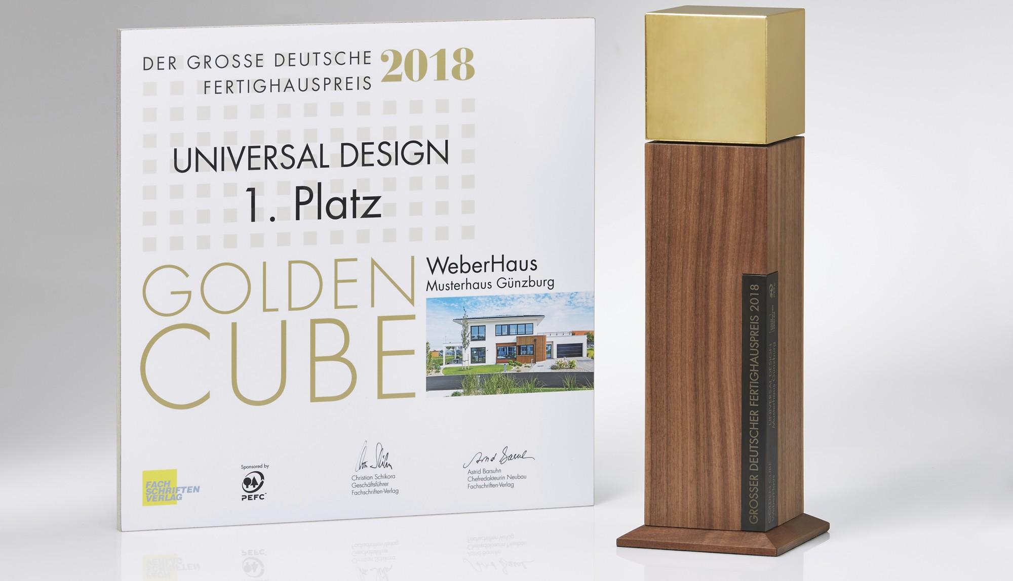 WeberHaus - Moderne Stadtvilla setzt neue Maßstäbe