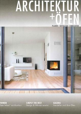 Architektur + Öfen Sonderausgabe in Hausbau Ausgabe 7/8 2016