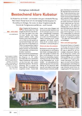 BUND-Jahrbuch - Ökologisch Bauen & Renovieren
