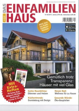 Das Einfamilienhaus Ausgabe 9/10 2017
