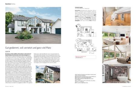Das Einfamilienhaus Schweiz Ausgabe 4 2016