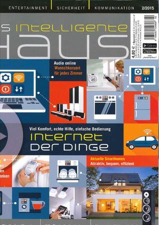Das Intelligente Haus Ausgabe 2 2015