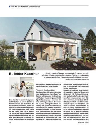 Der Bauherr Ausgabe Oktober/November 2018