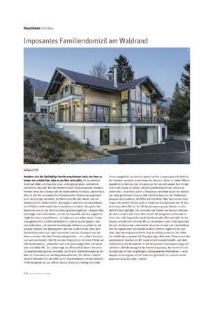 Das Einfamilienhaus CH Ausgabe 4 2018