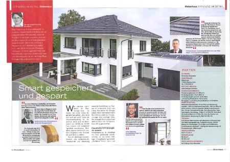 EffizienzHäuser Ausgabe 4/5 2015