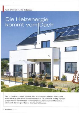 Effizienzhäuser 12/1 2018