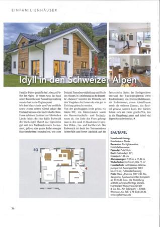 Das Einfamilienhaus Ausgabe Mai/Juni 2018