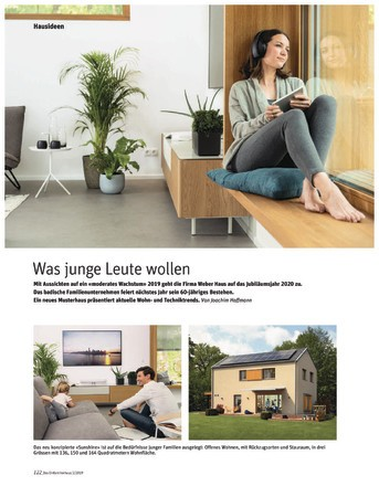 Das Einfamilienhaus CH Ausgabe 05/ 2019