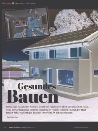 Energiesparhäuser Ausgabe 1 2019