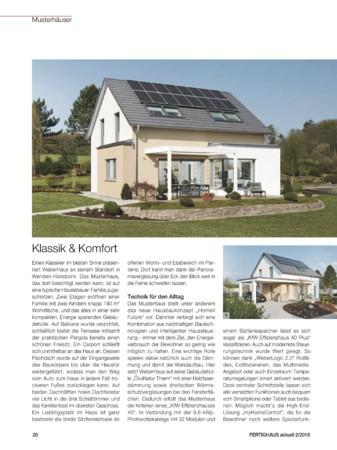 Fertighaus aktuell 08/09/10 2018