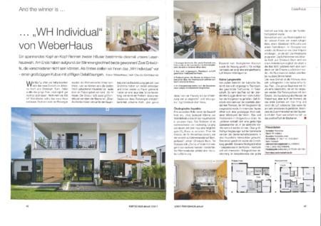 Fertighaus aktuell Ausgabe 2/ 2017