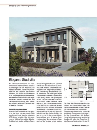 Fertighaus aktuell Ausgabe 3 2018