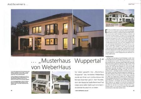 Fertighaus aktuell Ausgabe 1/2015