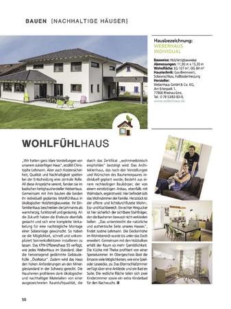 Haus + Mensch Sonderheft 03/2019