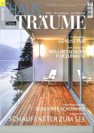 HausTräume Ausgabe 1 2015