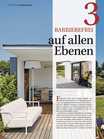 Hausbau Ausgabe 9/10 2018