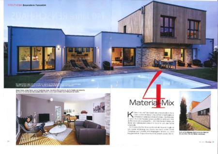 Hausbau Ausgabe 5/6 2016