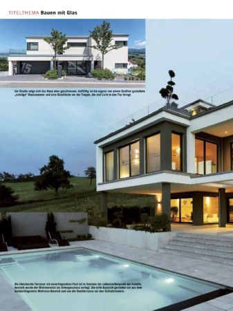 Hausbau Ausgabe 9/10 2016