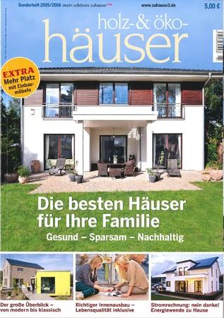 Holz- & Öko-Häuser
