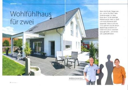 Komfort Häuser Ausgabe 1 2016