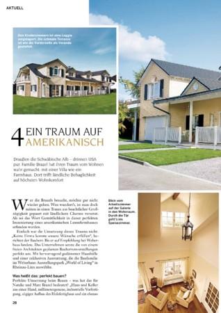 mein schönes Zuhause³ Ausgabe 5/6 2015