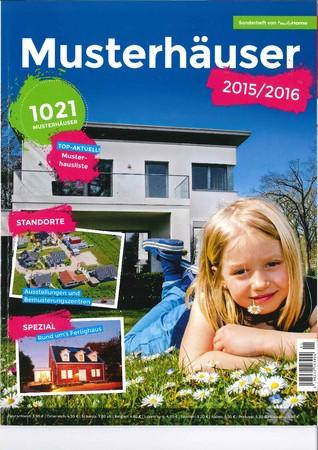 Musterhäuser 2015/2016 - Sonderheft von FamilyHome
