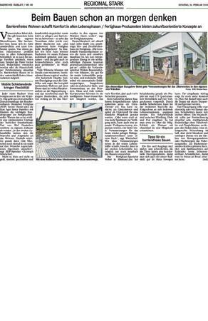 Badisches Tagblatt - Regional Stark bauen