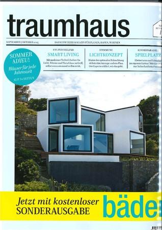 Traumhaus Ausgabe September Oktober 2015