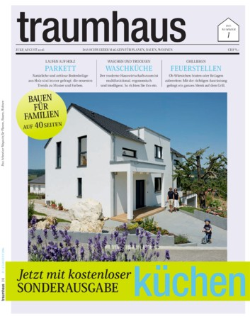Traumhaus Ausgabe 7/8 2016